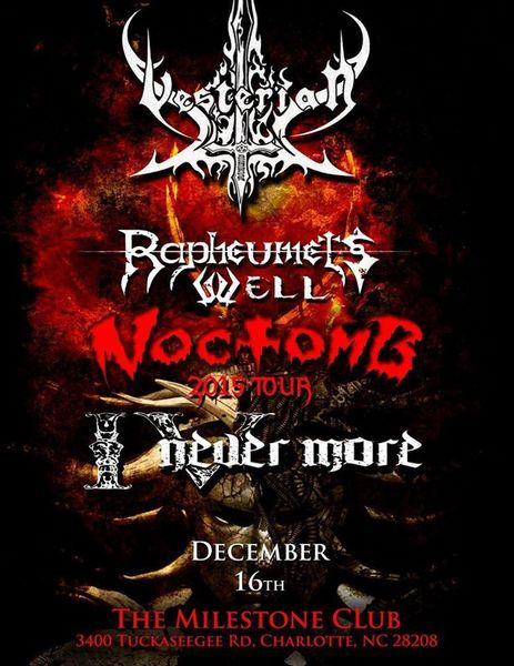 Vesterian - Violent Hateful Black Metal