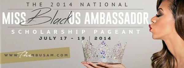 ... judges for the Final Night of the 2014 <b>Miss Black</b> US Ambassador and <b>Miss</b> ... - 600_377167592
