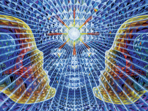Psychedelic Spirit Paintings Alex Grey Art Gallery: Ayahuasca Association Of Canada (Vancouver, BC)