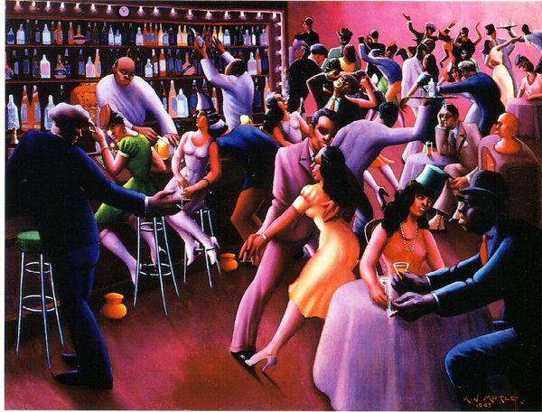 Club Cubanos! Cuban Salsa Dancing for the Soul! - The Boston ...