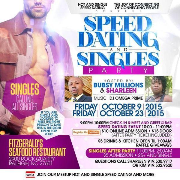 Raleigh speed dating meetup