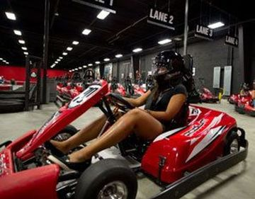 Go Kart Racing and Potluck - Fun in the 808! - Honolulu's ...
