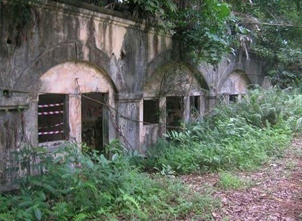 Let's Explore the Unknowns of Sentosa, Fort Serapong starting at Fort Serapong