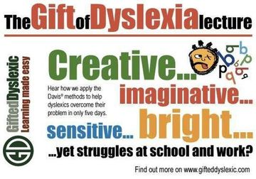 Gift Of Dyslexia – Gift Ftempo
