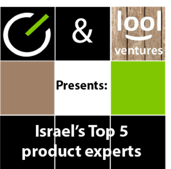 Israel's Top Start Product Professionals - meetup logo