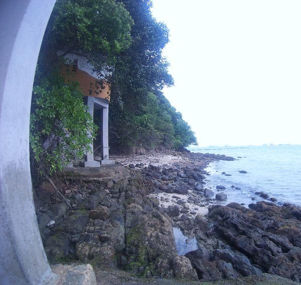 Lets' Explore the Hidden Beach of Sentosa starting at Sentosa Island Singapore