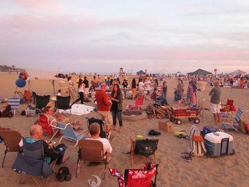 Huntington Beach Bar Hopping