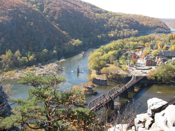 15M Fall color hike: Historical Harper's Ferry -Loudoun ...