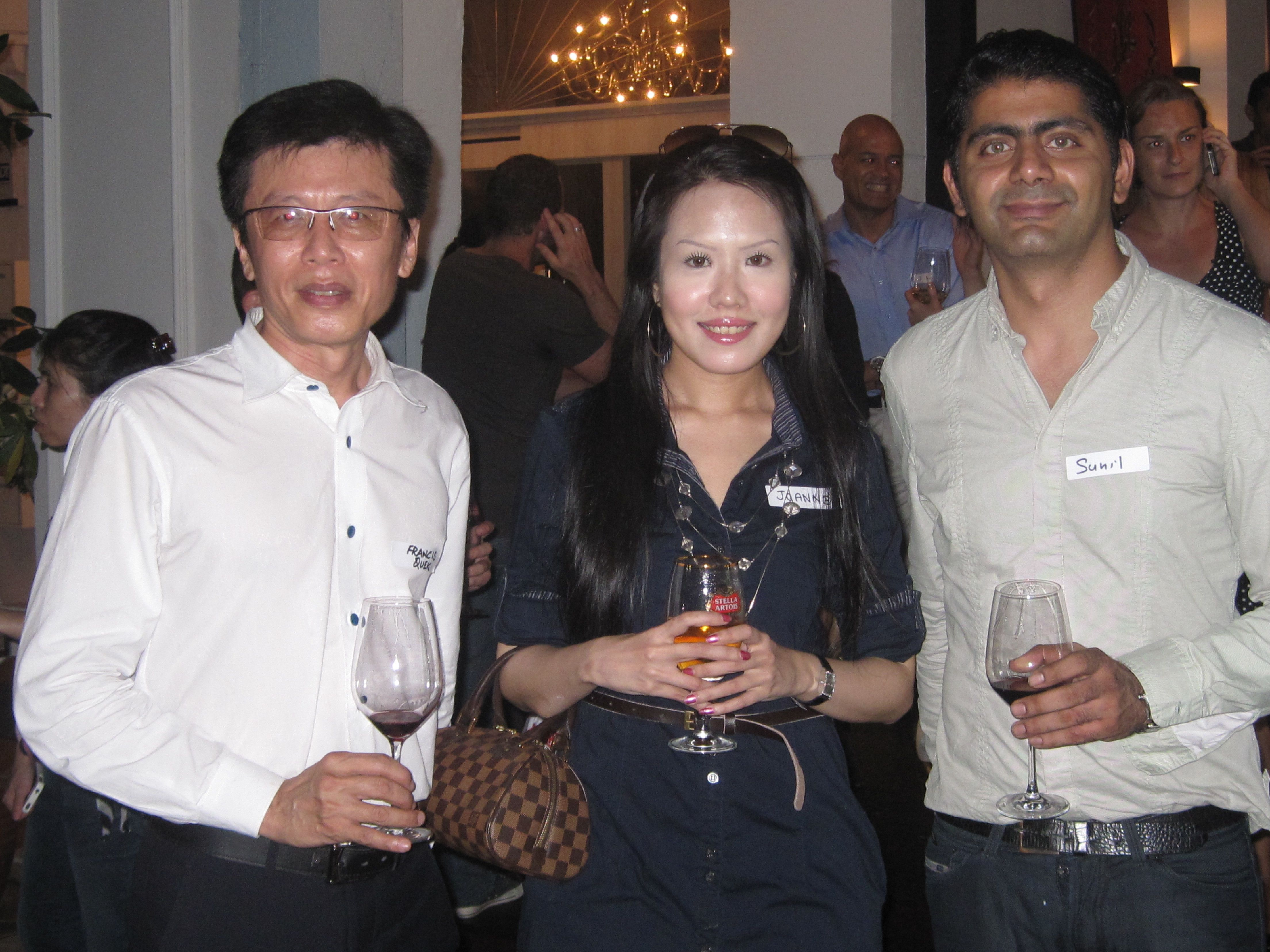 Singapore dating association
