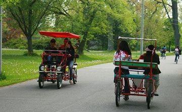 Center Island Toronto Bike Rental