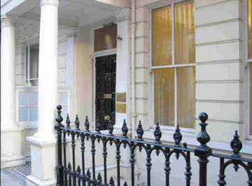 Venue latvian house london spirituality meetup group for Queensborough terrace