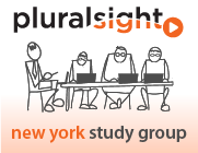 NY Pluralsight Study Group Co-Organizer