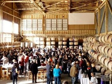 San Francisco Wine Tour includes The Winery SF, San Francisco's Premiere Winery