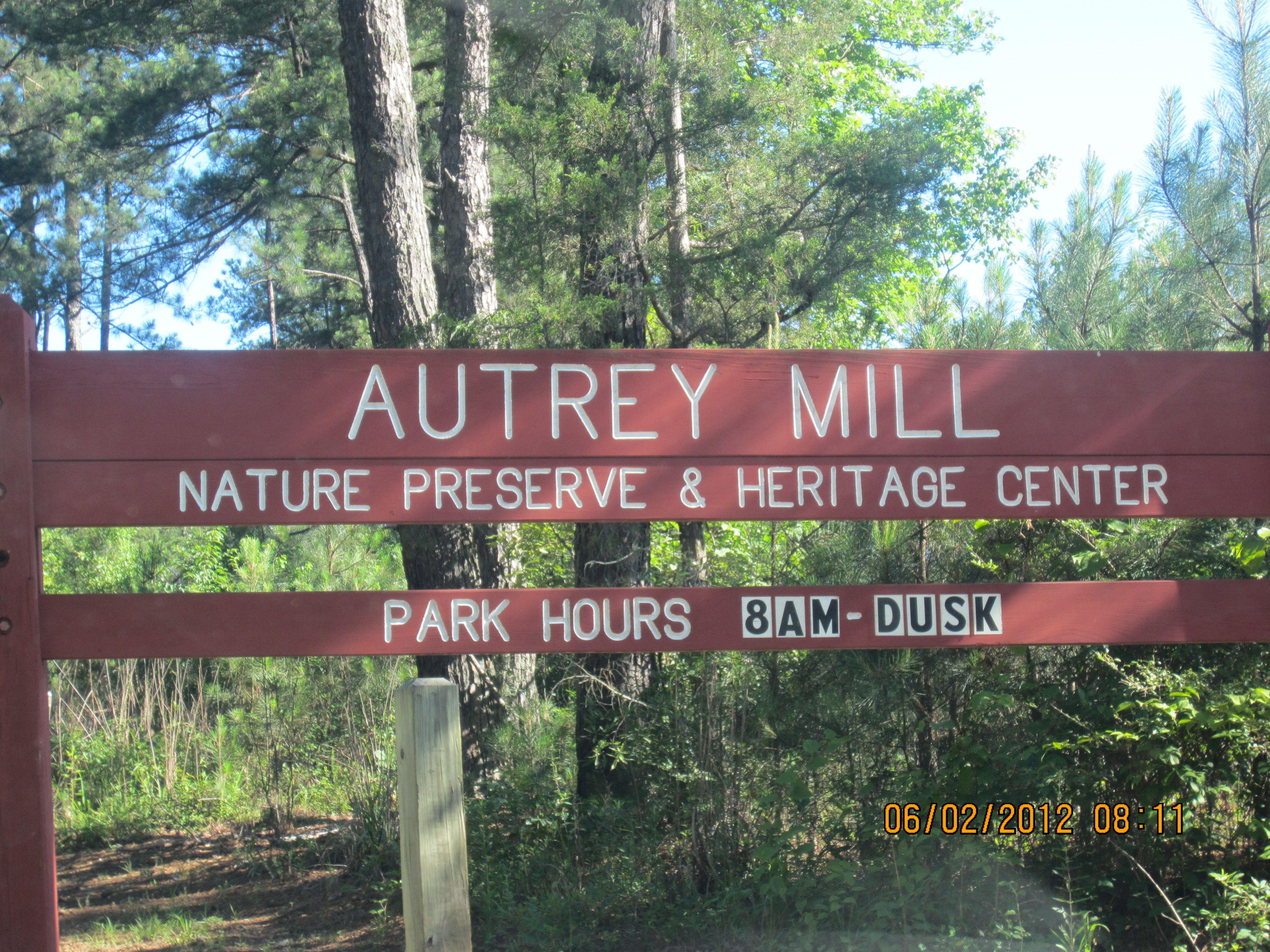 Photos atlanta trail running alpharetta ga meetup for Autrey mill