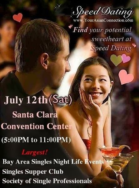 San Francisco, CA Speed Dating Events