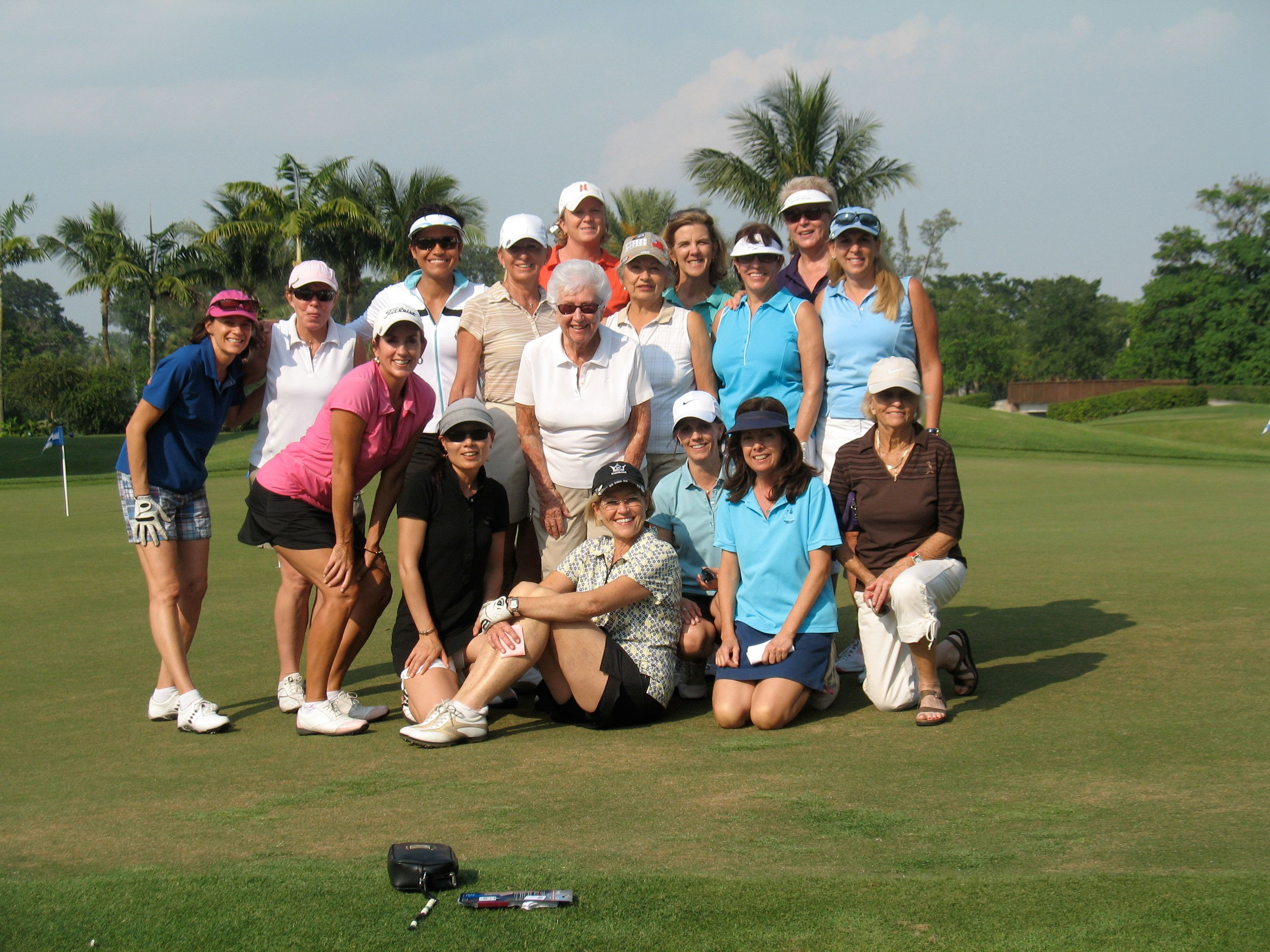lauderdale singles golf events