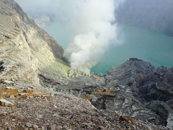 4D3N BROMO & IJEN TREKKING-WATER RAFTING TRIP starting at Mount Bromo, East Java, Indonesia