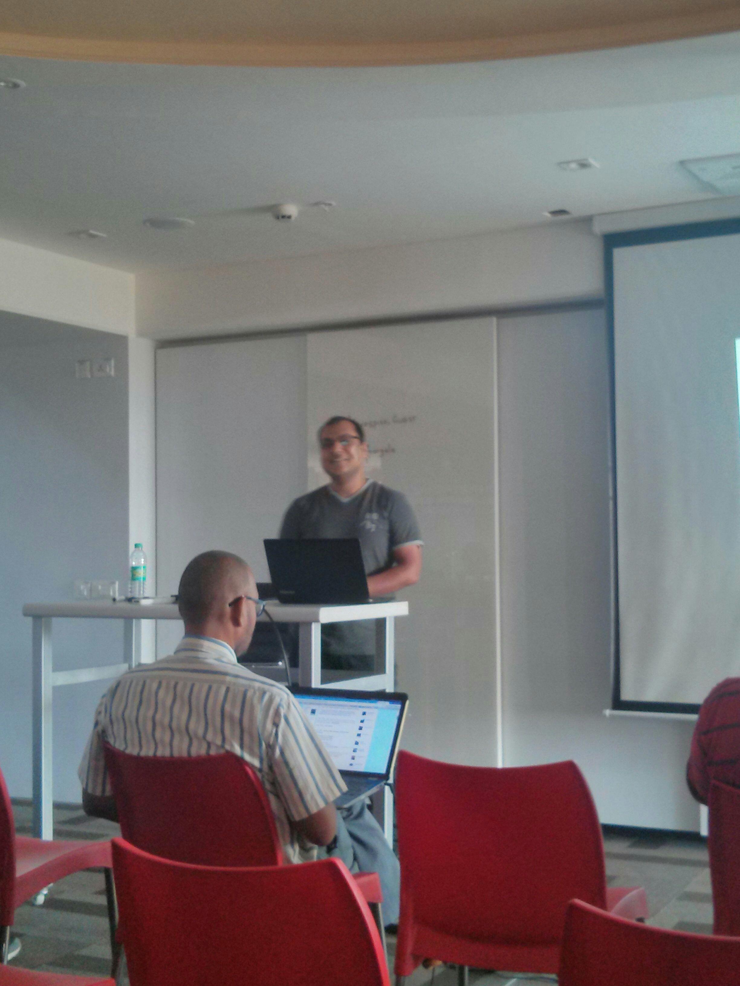 Third Talk