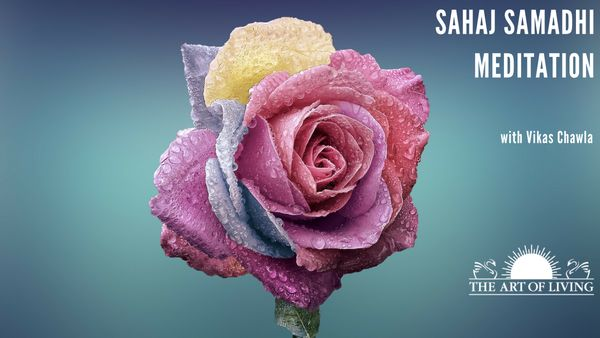 Sahaj Samadhi Meditation   The Art Of Living   Greater Princeton Area  (Princeton, NJ) | Meetup