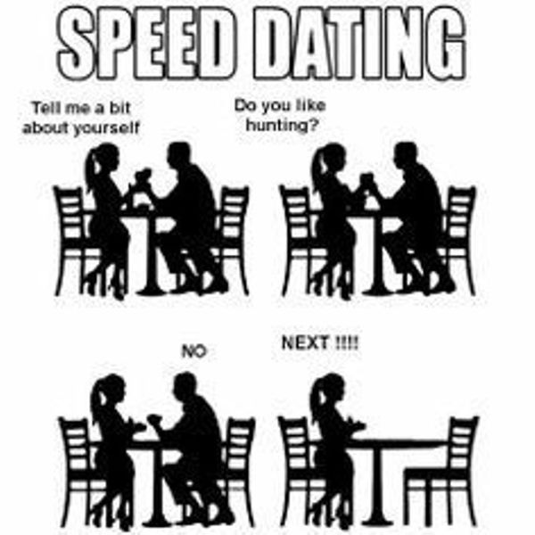 welcome speech for dating event