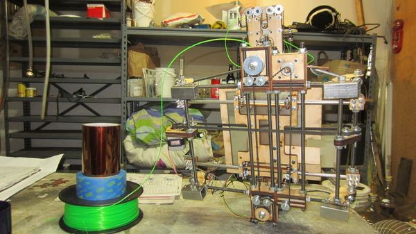 3d printer troubleshooting repair workshop hedron for Apartment makerspace