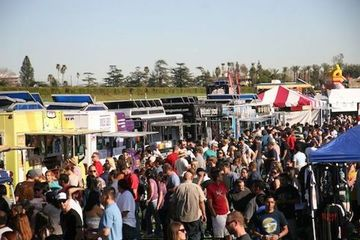 Sandiegoville craft beer joins mobile sustenance at the for Food truck and craft beer festival
