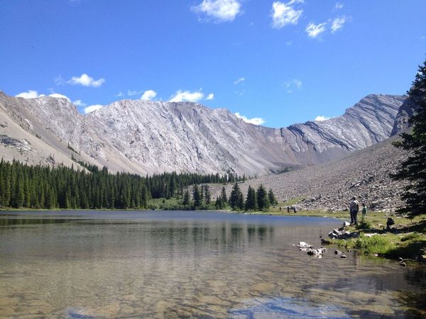 Hike to Pickle Jar Lakes(act