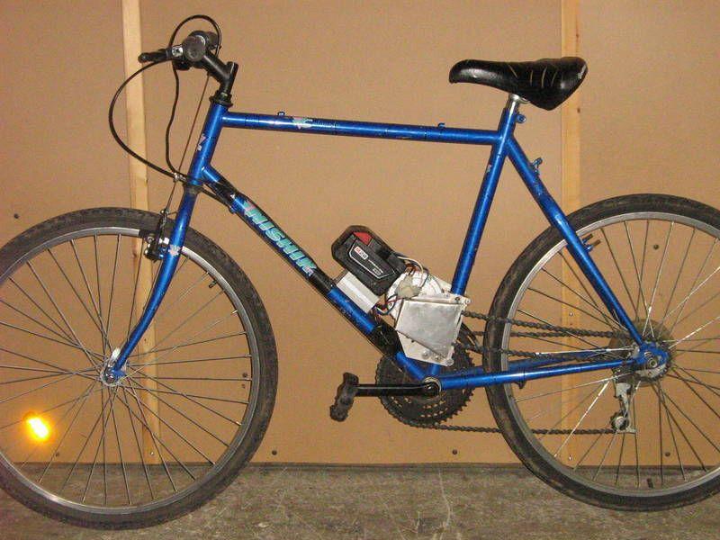 Bikes Kijiji E bike retrofit service