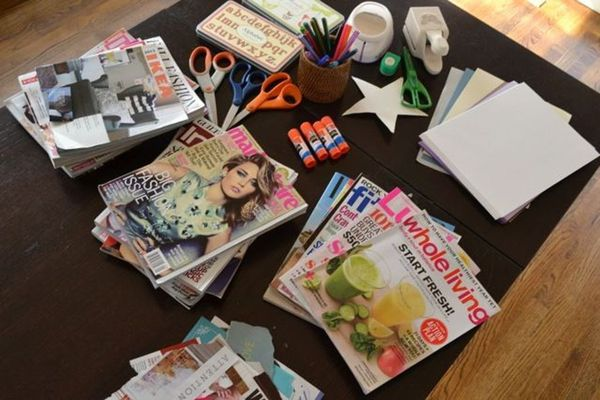 Have You Created Your Vision Board? It's Not Too Late!!   Gardner Promotional Solutions