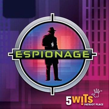 Espionage by 5-Wits plus Game Night - Rhode Island Games & Activities ...: http://www.meetup.com/RI-Games-Events/events/70017232/