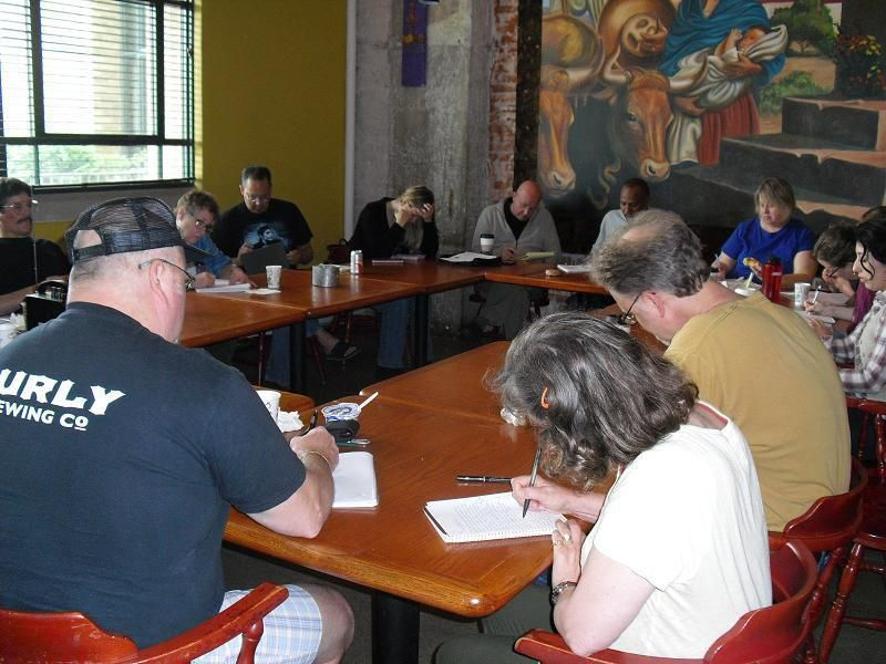 Pen 'n Paper -- at Center for Spiritual Livin