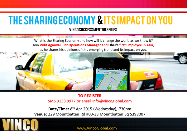 The Sharing Economy And It's Impact On You