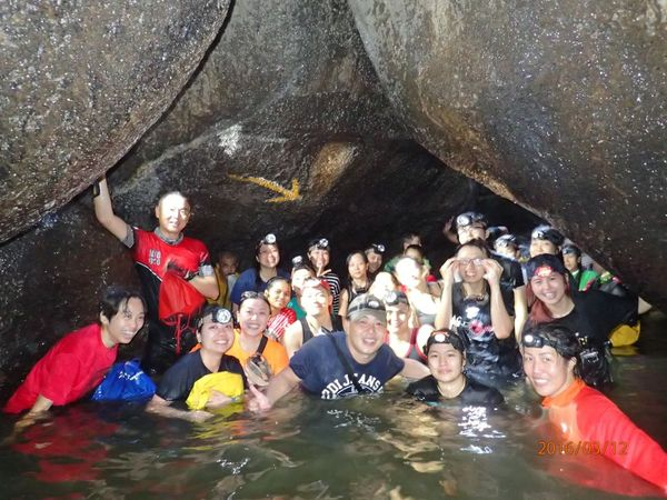 Get Fun in Batu Maloi Caving, Dip in Waterfall & Beaches!! starting at Negri Sembilana Malaysia