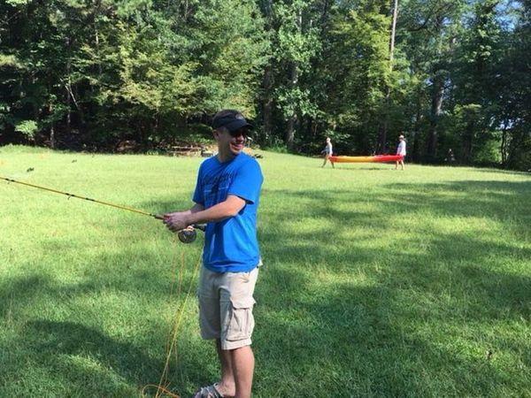 Photos atlanta fly fishing and camping meetup group for Fishing in atlanta