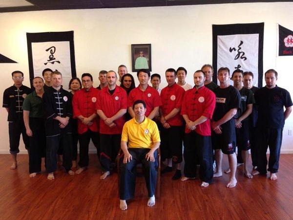 HKB Wing Chun Open House
