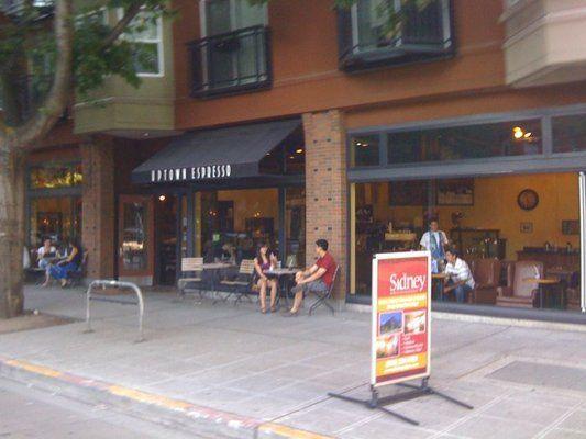 Uptown Espresso & Bakery