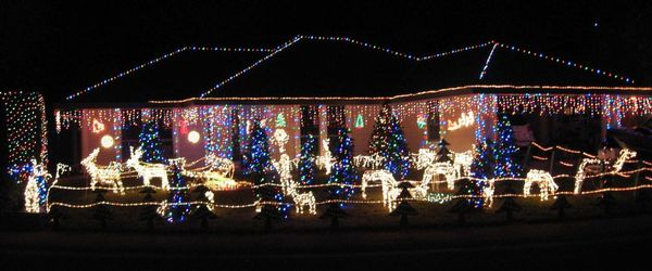 Lets go see the Holiday Lights - Sacramento Spyder Ryders ...