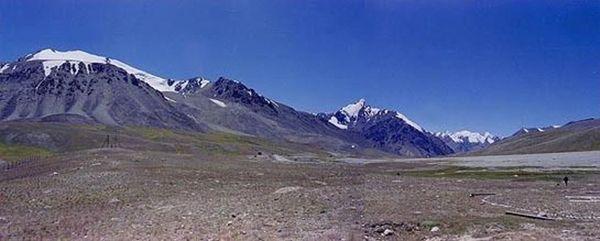 Eastern Wild West, Highest Border of the World – Xinjiang starting at Xinjiang, China