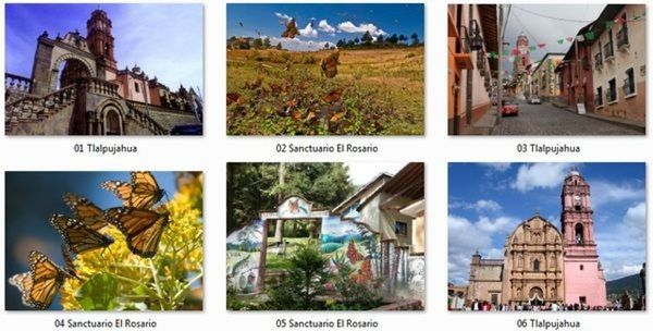 Viaje al Santuario de Mariposa Monarca y Tlalpujahua (Pueblo Mágico)