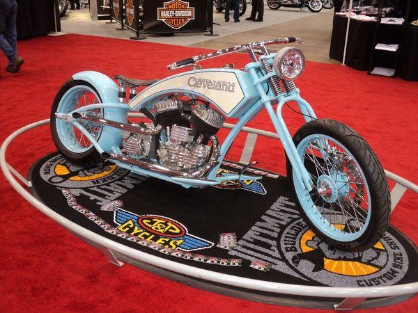 Progressive International Motorcycle Show Northcoast