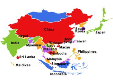 Pin Mandarin Far East Eastern Asia Asian ...