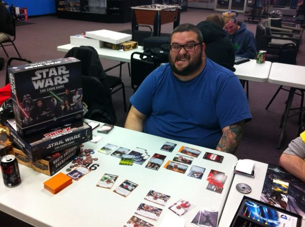 Star Wars LCG League