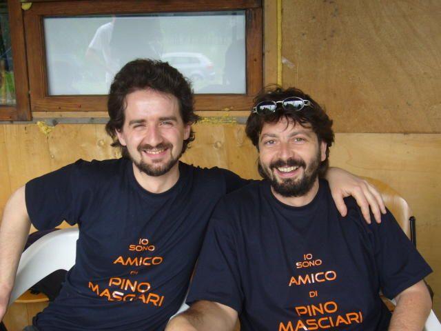 Gli amici di Beppe Grillo