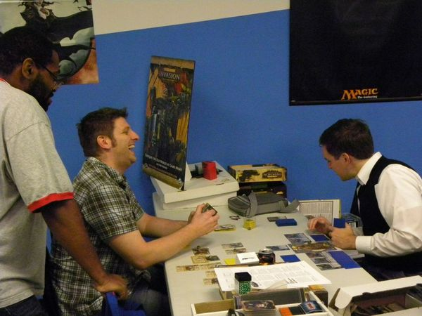Louisville Warhammer Invasion LCG Deck Swap Tournament