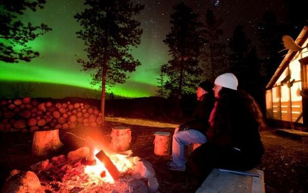 Aurora Borealis (Northern Lights) Winter CNY Escapade - 10 Days / 9 Nights starting at Canadian Rockies, AB