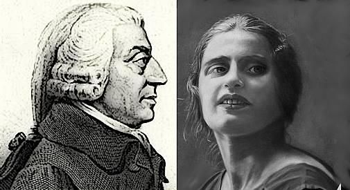 Adam Smith and Ayn Rand - The Moral Foundations of Capitalism