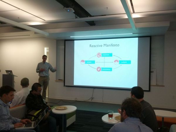Scala at the Sea March Meetup