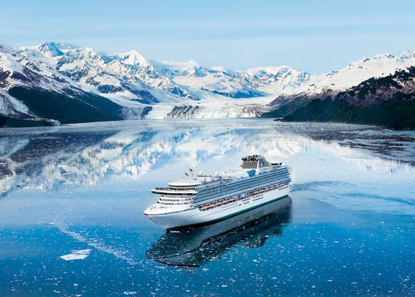 Alaskan Cruise All Aboard  VegasHikers Las Vegas NV