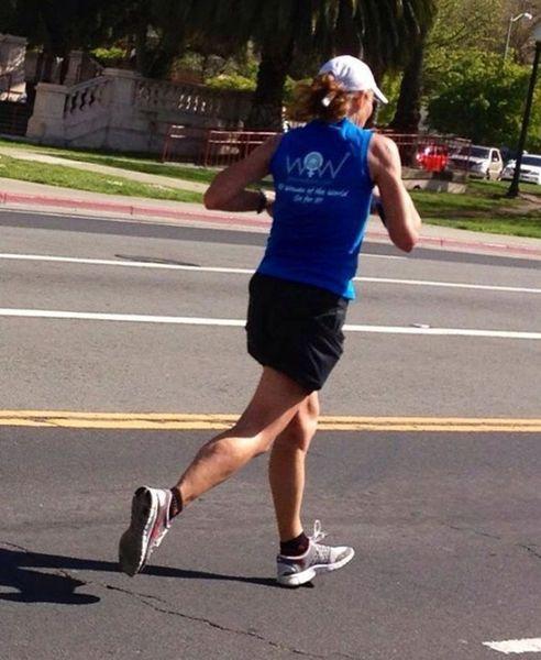 Run Refresher |Go WOW Coach Stephanie Atwood | REI Berkeley