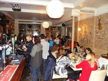 Brazilian Thursday Networking Event Party